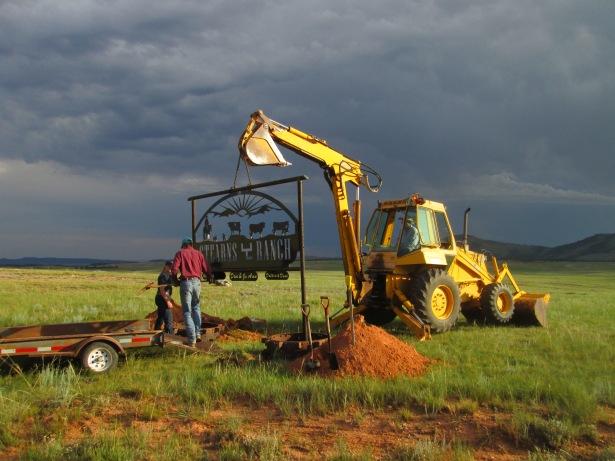 Garden Tractor Loader Plans